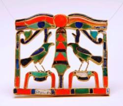 The Riqqeh Pectoral. Acc. no. 5966