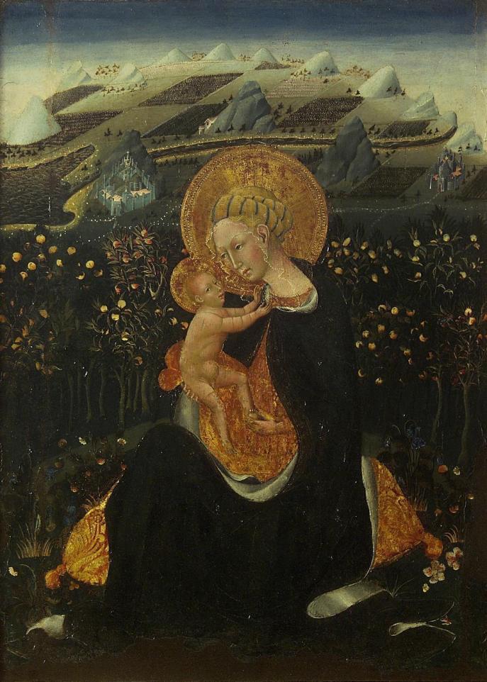 giovanni-di-paolo-madonna-of-humility-ca-1450-pinacoteca-nazionale-siena