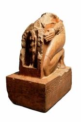 Hor statue
