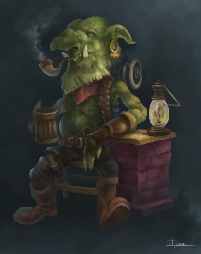 the_old_goblin_by_jiyou0963-d8oivzp
