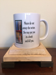 I thought of this favorite coffee mug when I remembered my story about Ken.