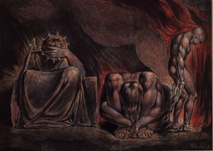 Jerusalem-William Blake
