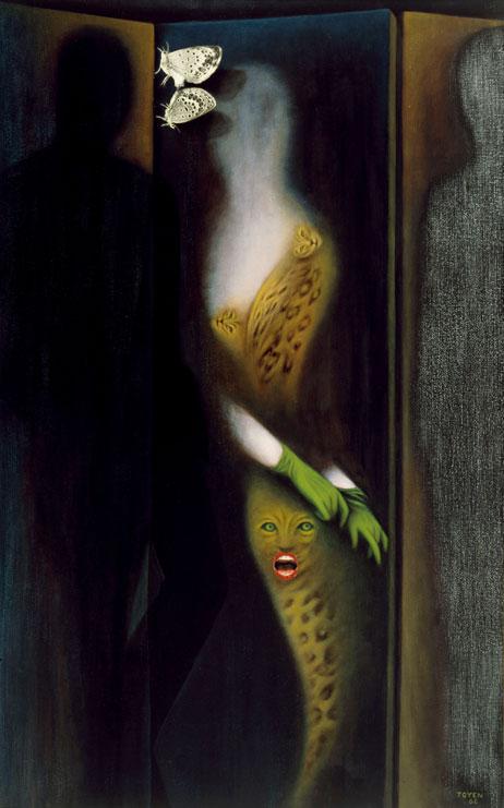 Toyen-The Unfolding Screen