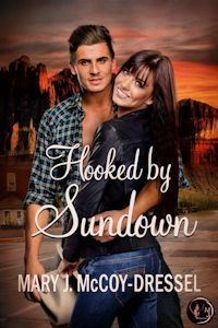 Mary J McCoy-Dressel, western romance author, Book Three Canyon Junction: Hearts in Love Series, Blog Post Cover Reveal