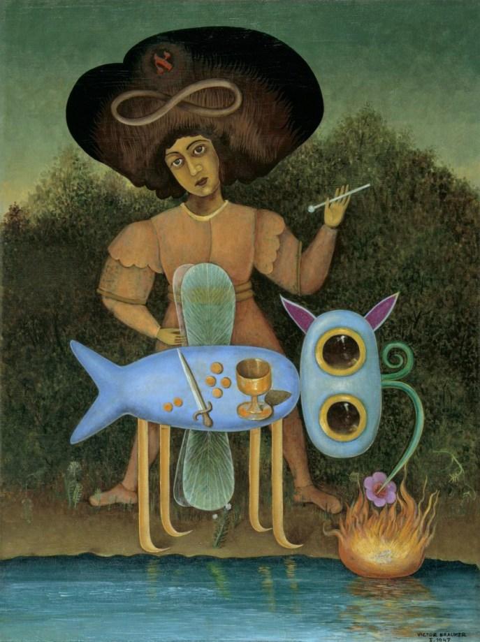 The Surrealist-Victor Brauner 1947