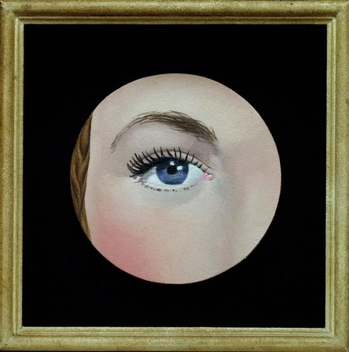René Magritte, The Eye (1932-35)