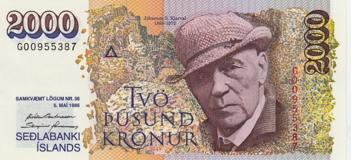 2000 Icelandic Krona