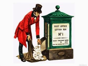 robin postman