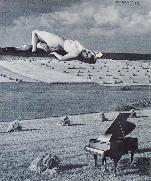 Karel Teige-Eve 1947