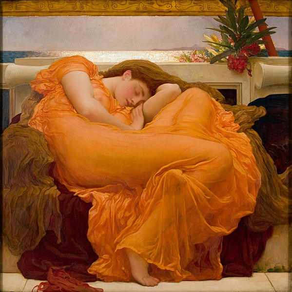 599px-Flaming_June,_by_Frederic_Lord_Leighton_(1830-1896)