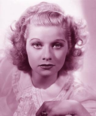 Lucille Ball teenaged 1