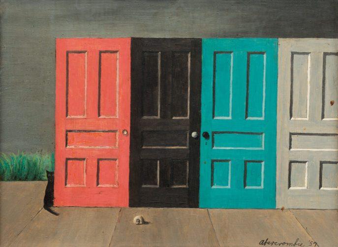 Gertrude Abercrombie-1957