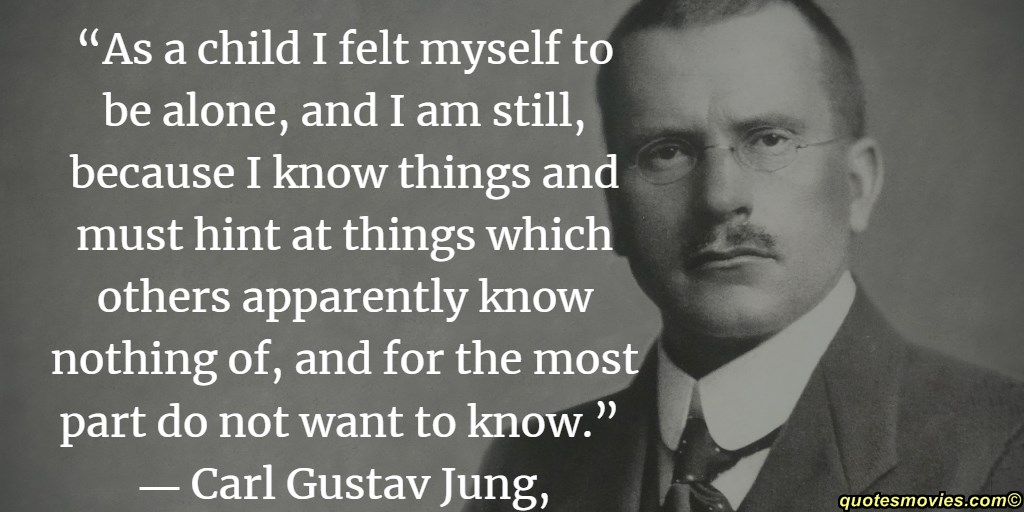 Top Carl Gustav Jung inspiring image Quotes and his best Sayings ...