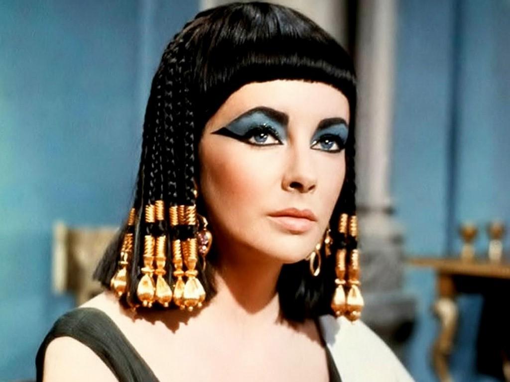 Elizabeth Taylor Cleopatra Inspired Makeup - Makeup Madeover