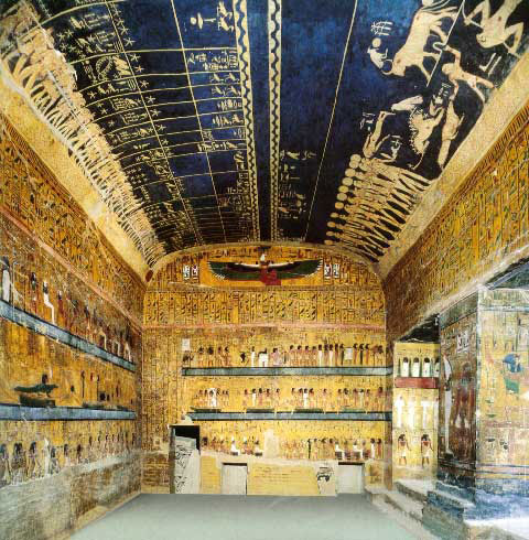 Tomb of Seti I, Luxor – Egitalloyd Travel Egypt